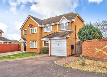 3 bed semi-detached house for sale in Tipcat Close, Elstow, Bedford MK42