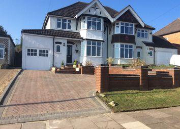 Thumbnail 3 bed semi-detached house for sale in Northfield, Birmingham