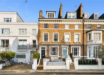 Thumbnail 4 bed terraced house for sale in Eldon Road, Kensington, London