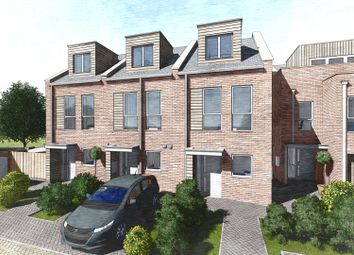 Thumbnail 3 bed town house for sale in Plot 3, Coldhams Place, Cambridge