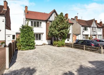 Thumbnail 3 bed semi-detached house for sale in Nottingham Road, Chaddesden, Derby