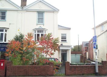 Thumbnail 2 bed flat to rent in Old Tiverton Road, Exeter, Devon