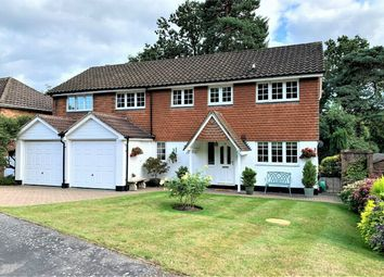 5 bed detached house for sale in Langley Drive, Camberley, Surrey GU15