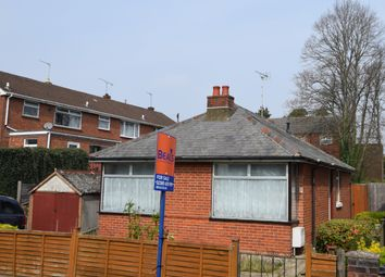 Thumbnail 2 bed detached bungalow for sale in Victoria Road, Eastleigh, Hampshire