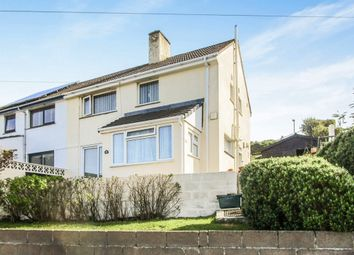 Thumbnail 3 bed semi-detached house for sale in Verne Common Road, Portland