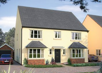 "Thumbnail 5 bed detached house for sale in ""The Winchester"" at Heyford Park, Camp Road, Upper Heyford, Bicester"