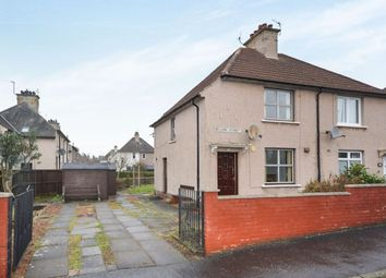 Thumbnail 2 bed semi-detached house to rent in Selkirk Street, Markinch, Glenrothes