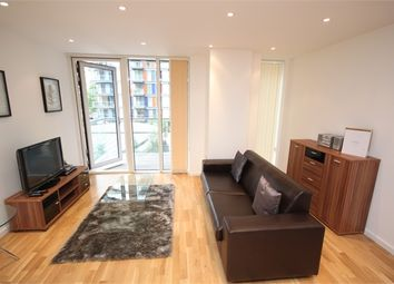 Thumbnail 1 bedroom flat to rent in Ability Place, 37 Millharbour, Canary Wharf, London