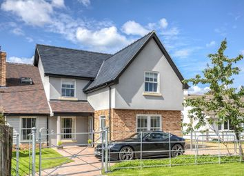 Thumbnail 4 bedroom detached house for sale in 'manor Farm, ' School Lane, Mepal