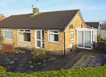 Thumbnail 3 bed semi-detached bungalow to rent in Mendip Close, Huntington, York