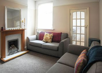 Thumbnail 2 bedroom terraced house for sale in Coronation Road, Hartshill, Stoke-On-Trent