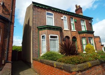 Thumbnail 3 bed semi-detached house for sale in Worsley Road, Eccles, Manchester, Greater Manchester