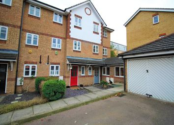 Thumbnail 4 bedroom end terrace house for sale in Fieldhouse Close, London