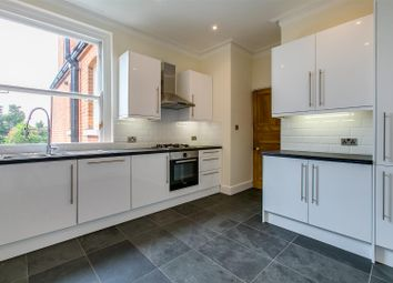 Thumbnail 4 bedroom flat to rent in Fitzgeorge Avenue, London