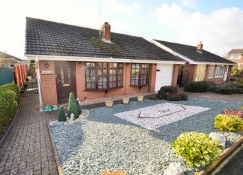 Thumbnail 2 bed detached bungalow for sale in Greenfields Drive, Little Neston, Neston