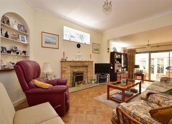 Thumbnail 4 bed bungalow for sale in Stream Park, Felbridge, West Sussex