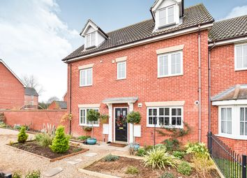 Thumbnail 5 bed semi-detached house for sale in Richard Easten Road, Thetford, Norfolk