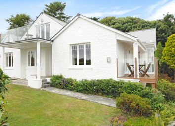 Thumbnail 4 bed detached bungalow for sale in Porthpean Beach Road, St. Austell