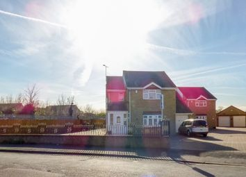 Thumbnail 3 bedroom detached house for sale in St. James's Road, Gravesend