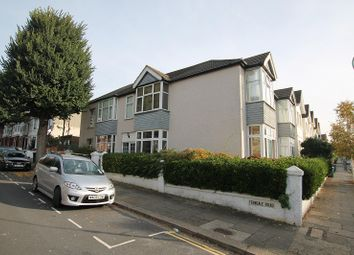 Thumbnail 3 bed flat for sale in Lyndhurst Road, Hove, East Sussex.