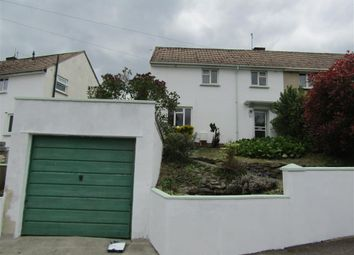 Thumbnail 3 bed semi-detached house for sale in Buckland Brake, Newton Abbot