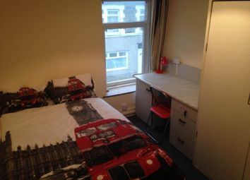 Thumbnail 4 bedroom shared accommodation to rent in Queen Street, Treforest