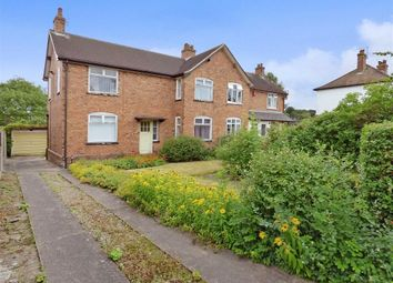 Thumbnail 3 bed semi-detached house for sale in Whitfield Avenue, Newcastle-Under-Lyme