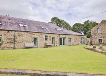 Thumbnail 4 bed barn conversion for sale in Park Road, Cliviger, Burnley