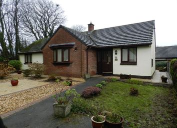 Thumbnail 4 bed detached bungalow for sale in Woodlands View, Johnston, Haverfordwest