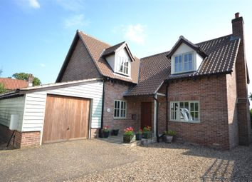 Thumbnail 5 bedroom detached house for sale in Thorndon, Eye
