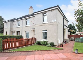 Thumbnail 2 bed flat for sale in Moidart Place, Cardonald, Glasgow