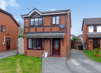 Thumbnail 3 bed property for sale in Elgar Drive, Long Eaton, Nottingham