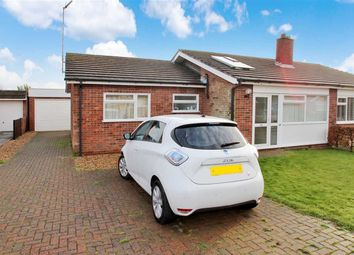 Thumbnail 3 bed bungalow for sale in Michigan Close, Kesgrave, Ipswich