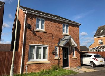 Thumbnail 4 bed detached house for sale in Angel Way, North Cornelly, Bridgend