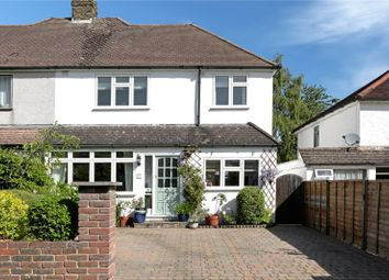 Thumbnail 3 bed semi-detached house for sale in Bosville Road, Sevenoaks, Kent