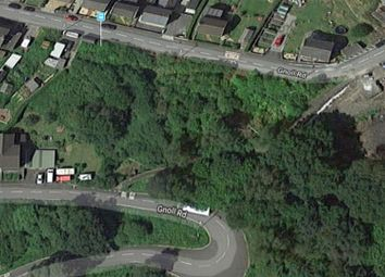 Thumbnail Land for sale in Gnoll Road, Godrergraig, Swansea
