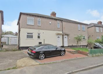 Thumbnail 3 bed semi-detached house to rent in The Crescent, Keresley End, Coventry