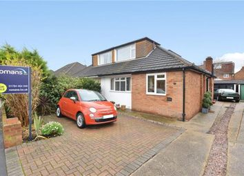 Thumbnail 4 bed semi-detached bungalow for sale in Horsham Road, Feltham, Bedfont