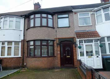 Thumbnail 3 bedroom terraced house to rent in Grangemouth Road, Coventry