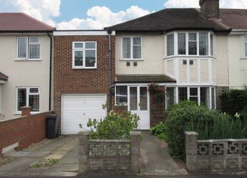 Thumbnail 4 bed semi-detached house for sale in Burlington Road, Isleworth, Middlesex
