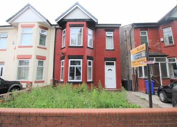 Thumbnail 2 bed flat to rent in Ash Tree Road, Crumpsall, Manchester