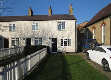 Thumbnail 2 bed end terrace house to rent in High Street, Waddesdon, Aylesbury