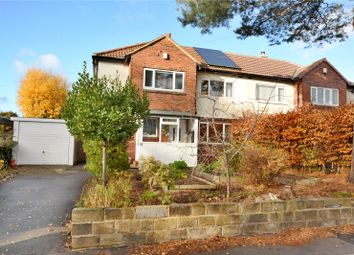 Thumbnail 3 bed semi-detached house for sale in Vancouver Place, Chapel Allerton, Leeds