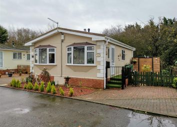 Thumbnail 2 bed mobile/park home for sale in Pear Tree Manor, Wainfleet Bank, Wainfleet, Skegness