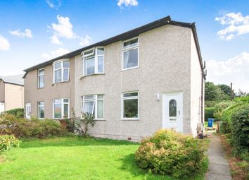 Thumbnail 2 bedroom flat for sale in Fintry Drive, Glasgow