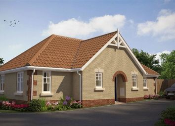 Thumbnail 3 bedroom detached bungalow for sale in Plot 113 Edgecomb Park, Farriers Road, Stowmarket