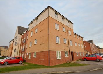 Thumbnail 2 bedroom flat for sale in River View, Southbridge, Northampton
