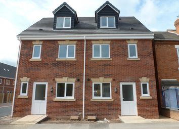 Thumbnail 3 bedroom semi-detached house for sale in Peel Street Villa's, Langley Mill, Nottingham