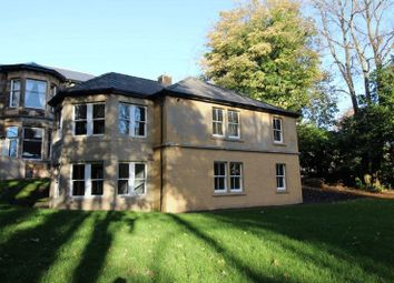 Thumbnail 2 bed flat for sale in High Calside, Paisley