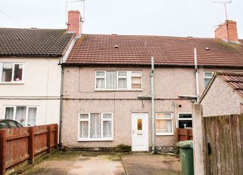 Thumbnail 3 bed terraced house for sale in Third Avenue, Forest Town, Mansfield